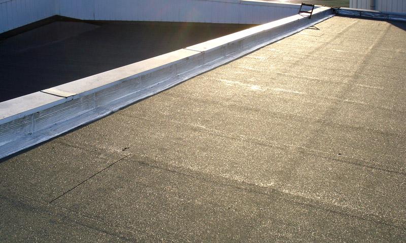 MJS Etanchéité de toiture non-circulable en paillettes d'ardoise